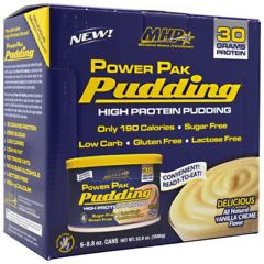 MHP Power Pak Pudding - Vanilla