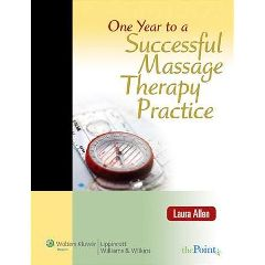 Lippincott One Year To A Successful Massage Practice Book