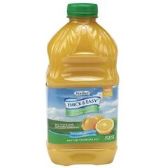 Hormel Thick & Easy Orange Juice Nectar Consistency