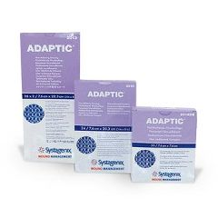 ADAPTIC Non-Adhering Dressing - 3 x 3""