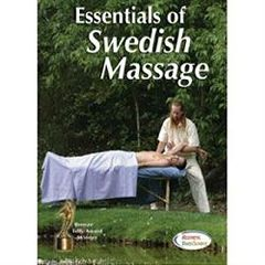 Aesthetic Videosource Essentials Of Swedish Massage Dvd