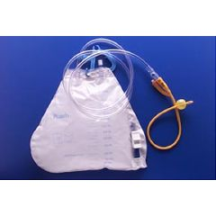 Rusch Foley Catheter Kit - 16 Fr. - 5cc