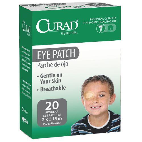 CURAD Eye Patch, 2 x 3 inch Model 757 0092