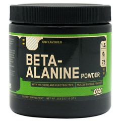 Optimum Nutrition Beta-Alanine - Unflavored
