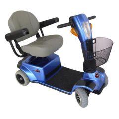 Zip'r Breeze 4 Wheel Heavy Duty Scooter