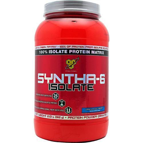 Isolate BSN Isolate Syntha-6 - Vanilla Ice Cream