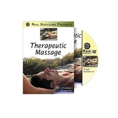 Real Bodywork Therapeutic Massage DVD By Real Bodywork