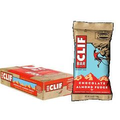 Clif Bar, Inc. Clif Bar Natural Energy Bar - Chocolate Almond Fudge