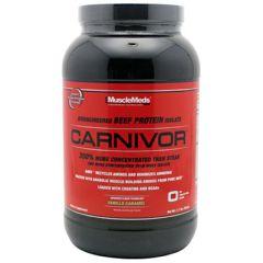 Muscle Meds Carnivor - Vanilla Caramel