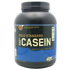 Gold Standard Optimum Nutrition Gold Standard 100% Casein - Chocolate Peanut Butter