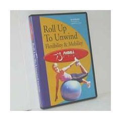 FitBALL Roll Up To Unwind - DVD
