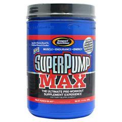 Gaspari Nutrition SuperPump MAX - Fruit Punch Blast