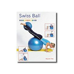 Fitball Swiss Ball for Strength, Tone and Posture - Book