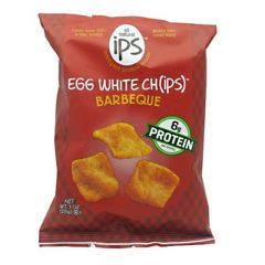 ips All Natural Egg White Ch(ips) - Barbeque