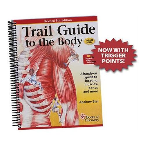 Books Of Discovery Trail Guide To The Body Textbook, 5th Ed. Model 573 0578