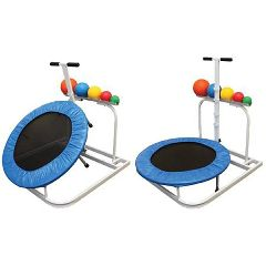 Ideal Medical Products Back At Ya Package- Round Rebounder