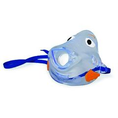 Invacare Supply Group Bubbles the Fish Mask Pediatric Aerosol Mask