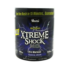ScripHessco Advance Nutrient Science Pro-Series Xtreme Shock N.O. - Radical Grape