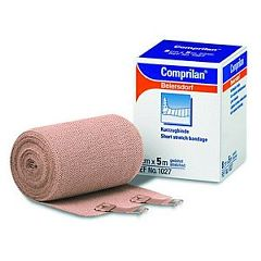 "Beiersdorf-Jobst Comprilan Short Stretch Compression Bandage - 3.1"" x 5.5 yds"