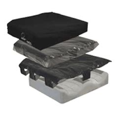 "Invacare Matrx Flo-Tech Cushion - 14""x14"""