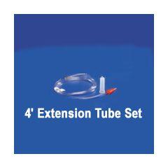 Kangaroo Pump Set- 4' Tubing Extension, Non-Sterile
