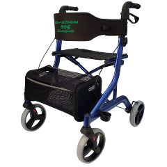 New Solutions Ovation 805 Compact Folding Rollator