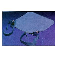 Mckesson -  Urinary Drainage Bag Holder, Navy w/ Velcro Straps
