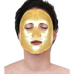 Skincare Fundamentals Gold Collagen Crystal Face Mask
