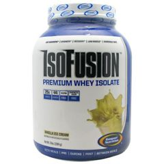 Gaspari Nutrition Isofusion - Vanilla Ice Cream