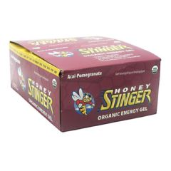 Honey Stinger Organic Energy Gel - Acai-Pomegranate