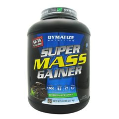 Dymatize Super Mass Gainer - Chocolate Mint