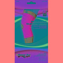 Sport-Aid Neoprene Knee Sleeve Brace