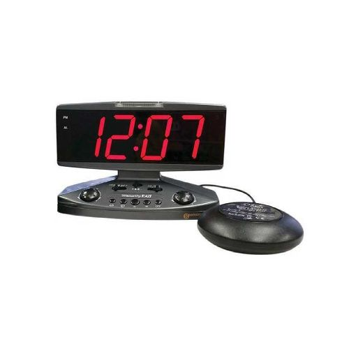 Wake Up >> Image for Geemarc Wake Up Call Alarm Clock Model 083 572469 01