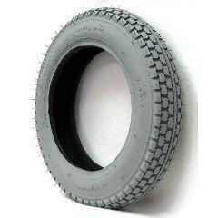 Gray Pneumatic Power Plant Tire - 2.50-8