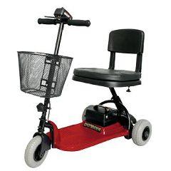 Shoprider ECHO 3 Wheel Travel Scooter
