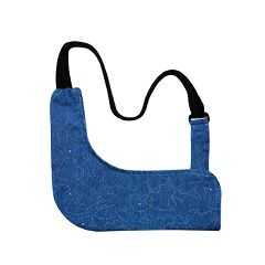 Sling Couture Denim Hearts Kids - Fashion Arm Sling