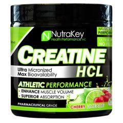 Nutrakey Creatine HCL - Cherry Limeade