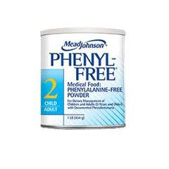 Mead Johnson Phenyl-Free2 Products