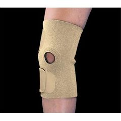 Core Products Fits-All Neoprene Open Patella Knee Support, Husky