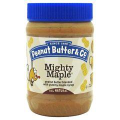 Peanut Butter & Co. Peanut Butter - Mighty Maple