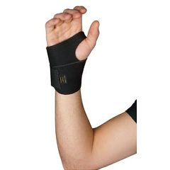 Cardinal Health Leader Neoprene Wrist Support with Thumb Loop