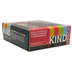 Kind Snacks Kind Plus - Dark Chocolate Cherry Cashew + Antioxidants