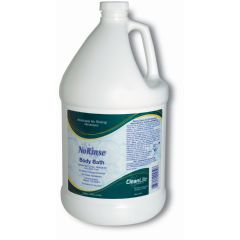 No-Rinse No Rinse Body Bath 1 Gallon