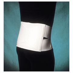 """Sacral Support with Criss-Cross Back Panel 9"""""""