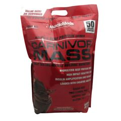 Muscle Meds Carnivor Mass - Chocolate