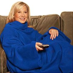 Snuggie Blanket with Sleeves