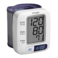 Citizen Essential Blood Pressure Wrist Monitor