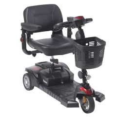 Drive Scout DST 3 Wheel Travel Power Scooter