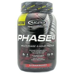 Performance Series MuscleTech Performance Series Phase 8 - Strawberry