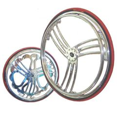 Colours Y-360 T-Style Wheels - 25 x 1""